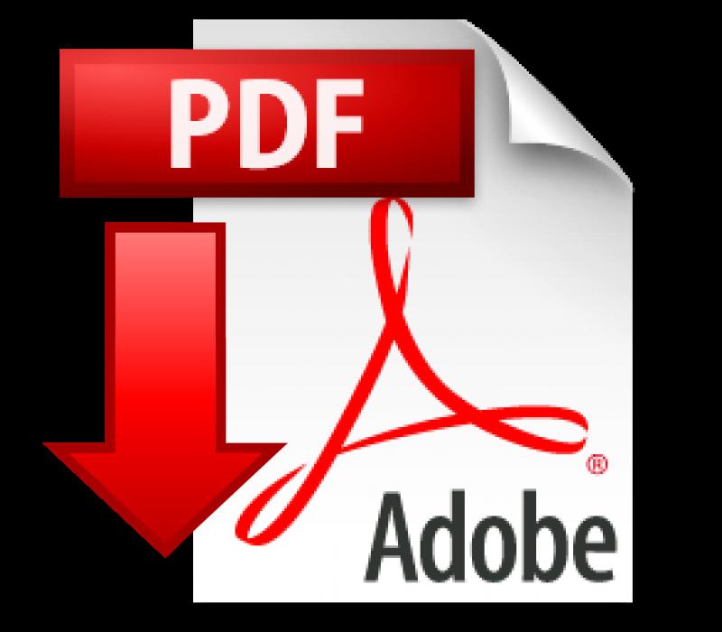 Образец сметы на ремонт в формате PDF